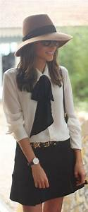 Style Chic Femme : tenue chic femme les meilleures 60 id es geek chic clothes and casual chic ~ Melissatoandfro.com Idées de Décoration