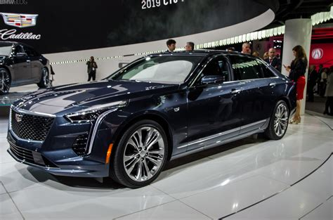 2018 Nyias Cadillac Ct6 Vsport  The Debut Of Cadillac