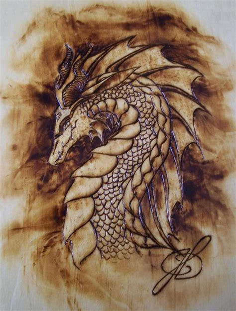 Khadrim Wood Burning By Deinia On Deviantart
