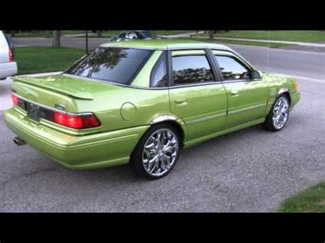 Ford Tempo - YouTube