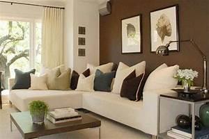 decoration salon beige marron deco pinterest salon With deco salon beige marron