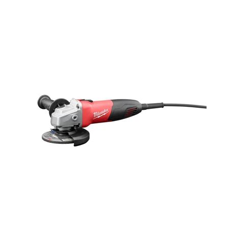 milwaukee  amp corded    small angle grinder