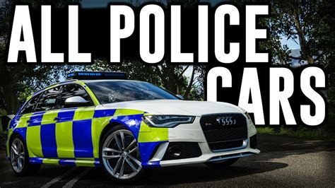 All Police Cars In The Game