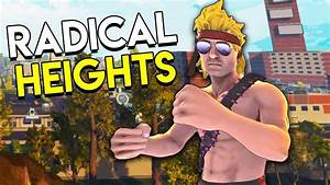 New Battle Royale! - Radical Heights - YouTube