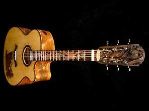 blueberry special order jumbo faith motif acoustic guitar 90 day delivery ebay blueberry special order jumbo owl motif acoustic guitar 90 day delivery ebay