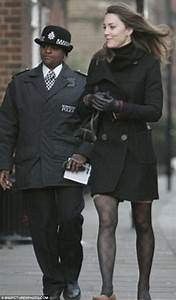 Decorated female police officer who once guarded Kate ...