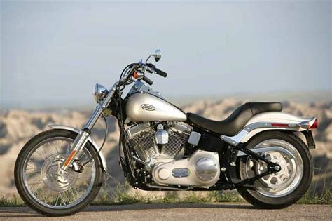 Harley-davidson Softail (1998-2003) Motorcycle Review
