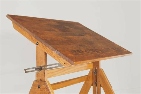 adjustable drafting table hardware woodworking projects
