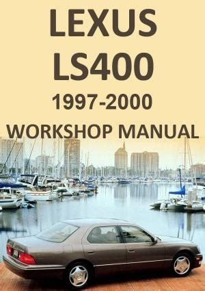 old car repair manuals 1994 lexus ls free book repair manuals lexus gs300 1998 2004 workshop manual car manuals direct