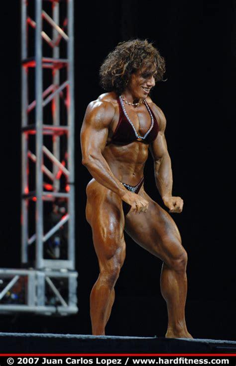 Annie Rivieccio Bodybuilder Hot Girls Wallpaper