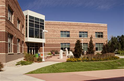 science building  frcc campus  fort collins awarded