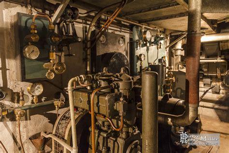 groupe 233 lectrog 232 ne de la salle des machines du blockhaus de la gare de l est boreally