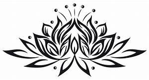 28+ Tribal Lotus Tattoos Collection