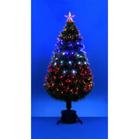 60cm fibre optic christmas tree