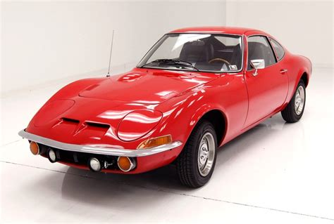 1971 Opel Gt For Sale by 1971 Opel Gt For Sale 107267 Mcg