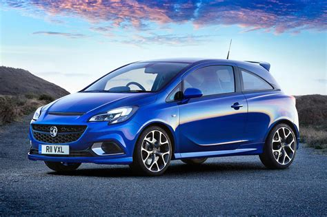 vauxhall vxr new 205hp vauxhall corsa vxr revealed motoring