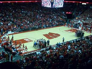 Kohl Center Wi Seating Chart Kohl Center Section 225 Rateyourseats Com