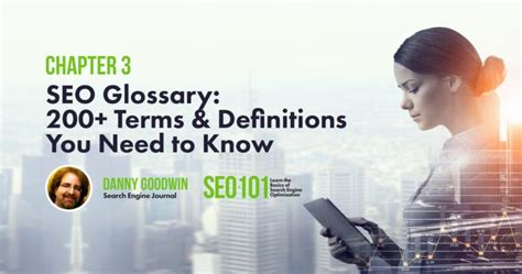 Seo Terms by Seo Glossary 200 Terms Definitions You Need To