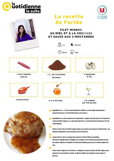 recette cuisine quotidienne les 62 meilleures images du tableau recettes farida sur