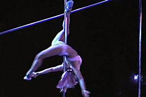 Pole dancing could be headed to the Olympics - NY Daily News