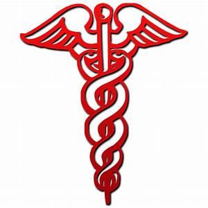 Red caduceus medical symbol clipart image - ipharmd ...