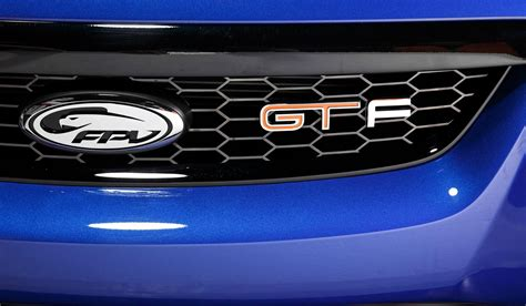 ford cars news fpv gt  teased  launch control