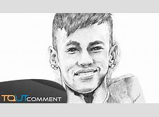 Dessiner Neymar au Stylo YouTube