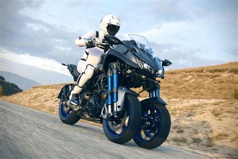 Kaftan Niken 220 231 tekerli motosiklet yamaha niken teknolsun