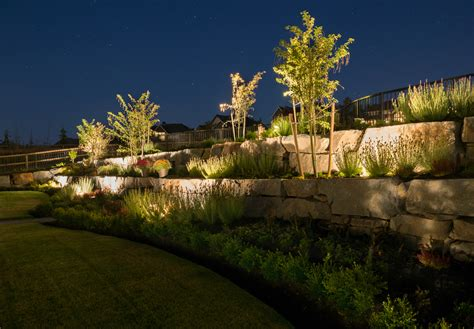 vista led landscape lighting beverly park landscape