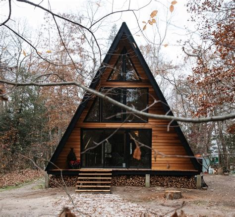 Building An A Frame Cabin by A Frame Cabin Maurice River Nj Lokal Hotel