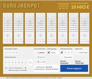 Lotto Kosten Berechnen : eurojackpot freitag gewinnzahlen quoten ~ Themetempest.com Abrechnung