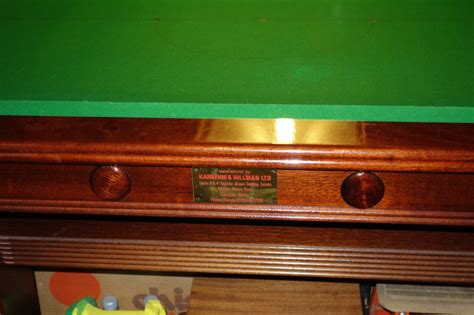 how much is a slate pool table worth snooker table karnehm hillman 8ft x 4ft for sale a