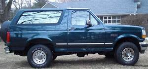 1994 Ford Bronco XLT 4x4 Leather **Only 98K Actual Miles** 5.0L Tow Package for sale in ...