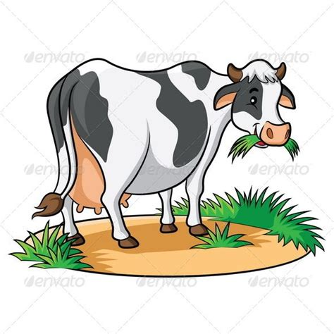 26 Best Images About Cartoon Cows On Pinterest A Cow