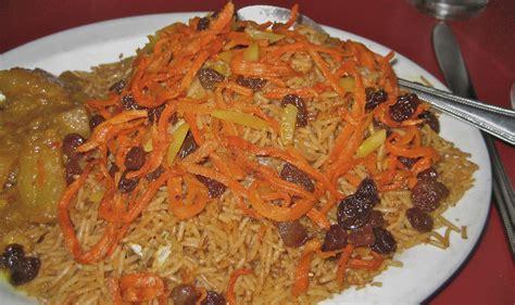 afghan cuisine afghan cuisine