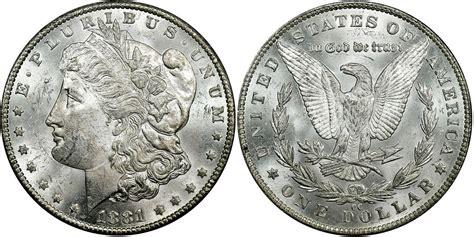 1881 Cc Morgan Dollar Photos, Mintage, Specifications