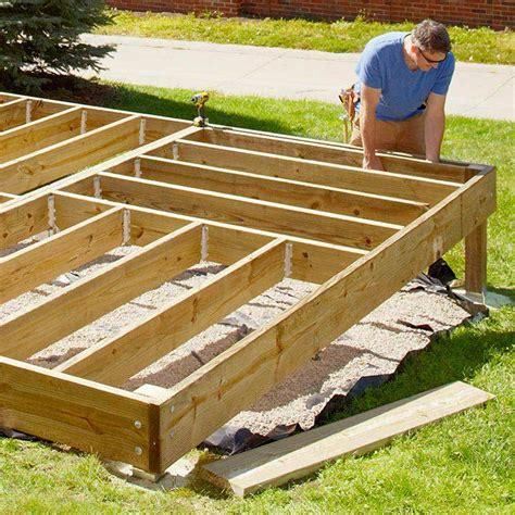 Deck Framing Basic Deck Framing, Deck Pictures Plans