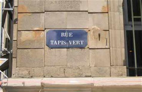 connaissez vous l origine des noms de rue insolites de