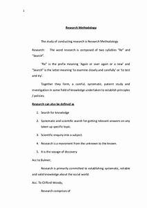 Research methodology essay the perfect thesis statement research ...