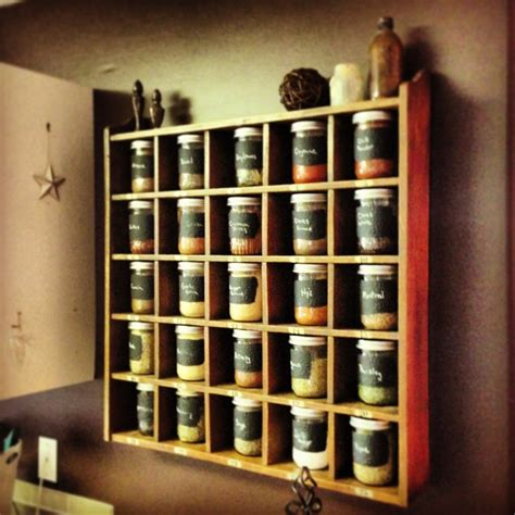 Pottery Barn Spice Rack by Spice Rack Pottery Barn Rack With Jars Covered In