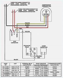 Split Ac Outdoor Unit Wiring Diagram