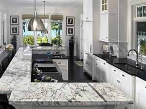 10 High-End Kitchen Countertop Choices Kitchen Ideas
