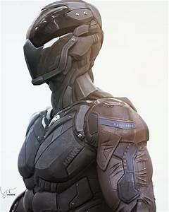 86 best Futuristic armor images on Pinterest | Armors ...