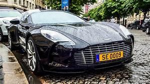 Fun Autos 77 : samuel eto 39 o 39 s broken aston martin one 77 youtube ~ Gottalentnigeria.com Avis de Voitures