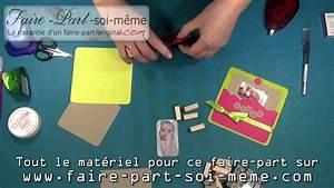 Faire Ses Moustiquaires Soi Même : faire part de naissance fille sarah youtube ~ Melissatoandfro.com Idées de Décoration
