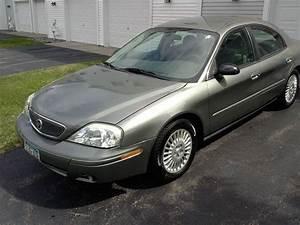 Sell Used 2004 Mercury Sable Gs Sedan Car 4