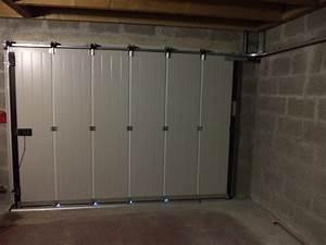 portail garage coulissant portail coulissant electrique With porte de garage et systà me coulissant pour porte