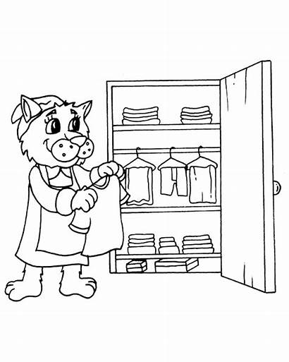 Coloring Pages Cleanitsupply Printable Children