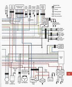 Yamaha V Star 1100 Wiring Diagram