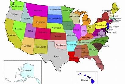 Map Military States State United Usa Tax